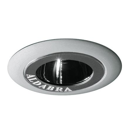 Rigel Power LED 1w 350mA 2w 500mA 3000K óptica 40° IP40 Aluminio Anodizado