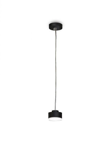 Pill Lámpara Colgante LED 4W 4000k 210lm Niquel