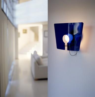 Fluo Wall Lamp 1xE27 15w