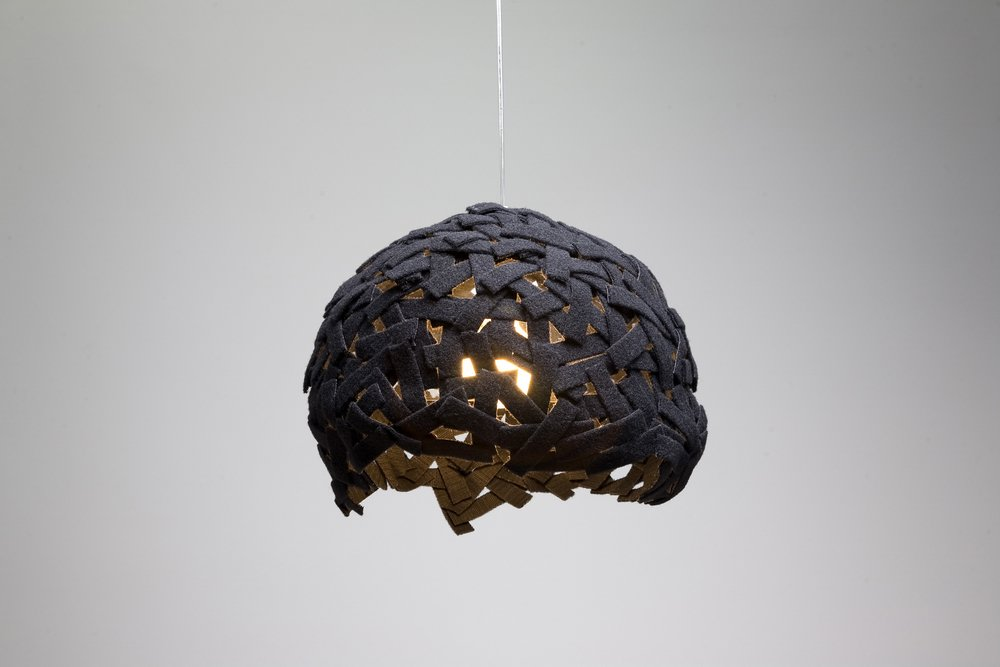 Face to Face Pendant Lamp 1xE27 15w