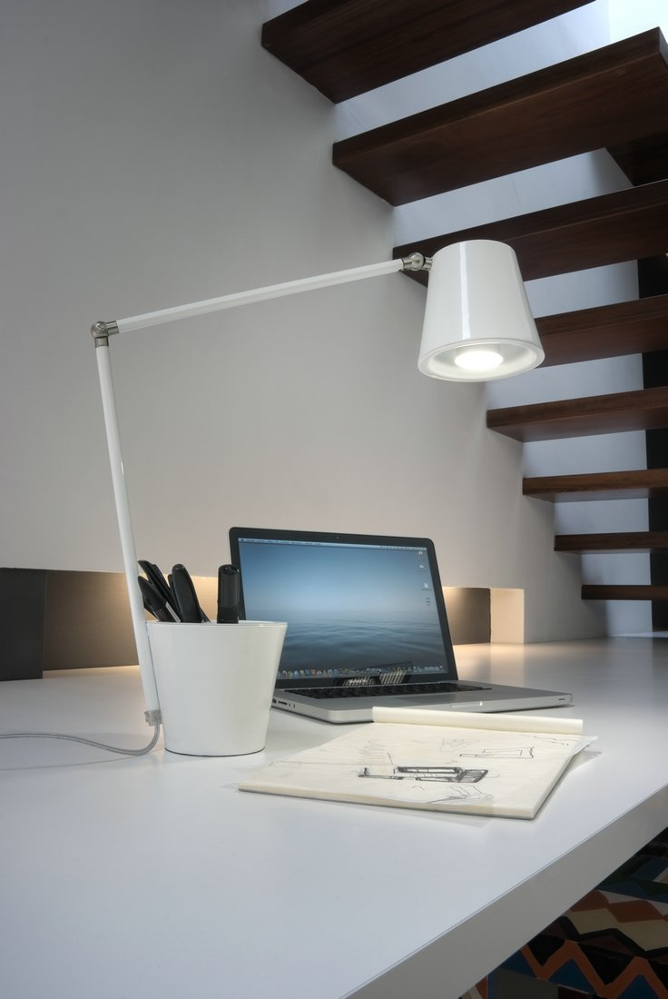 Cap Table Lamp 1xGU10 11w
