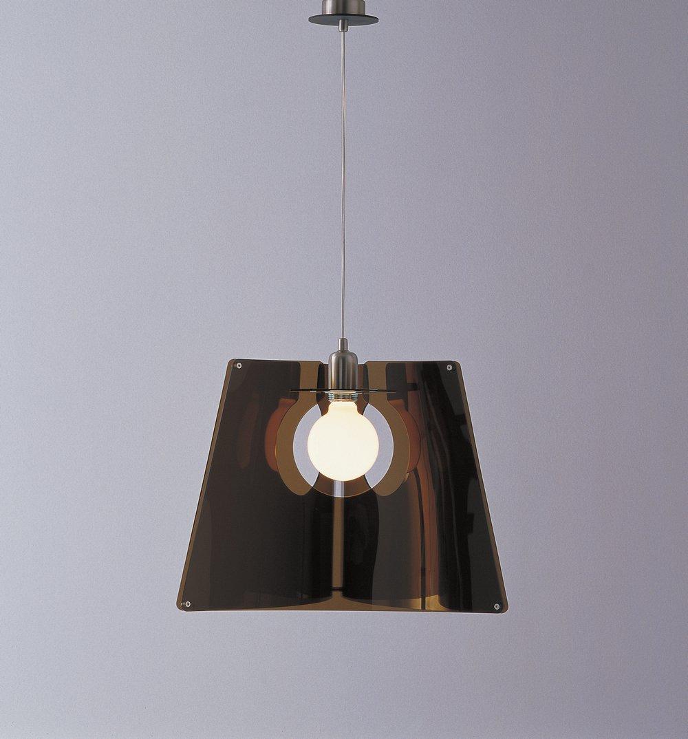 Fluo Pendant Lamp 1xE27 20w