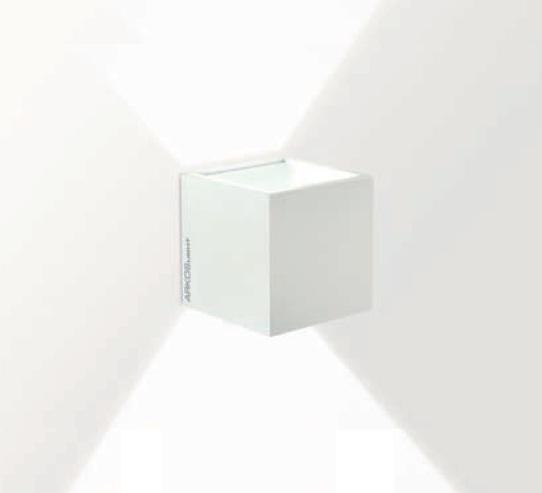 Beta 1 LED 4w 4000K blanco mate