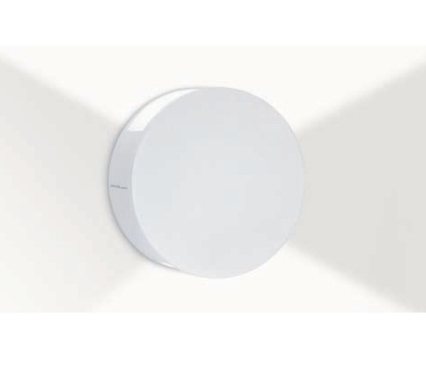 Delta Wall Lamp 1xLED 3w + EQ.E 3000K white matt