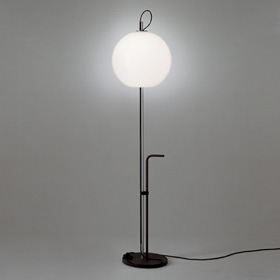 Aggregato Floor lamp only structure