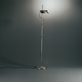Aton Terra lámpara of Floor Lamp Black