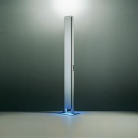 Atreo lámpara de Pie Aluminio