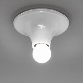 Teti Applique ø14x7cm E27 1 unité pour confección max 4 teile blanc