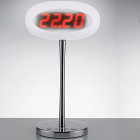 Time & Space Table Lamp