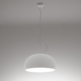 Nicia Suspension , Tissu elástico blanc