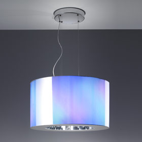 Tian Xia Pendant Lamp stand alone remote-controlled.