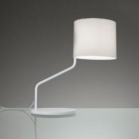 Monroe Estructura y Difusor blanco sin Base Fluorescente