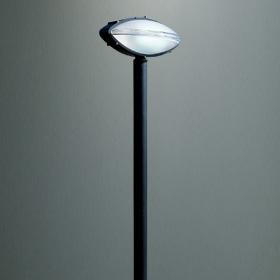 Alcesti Pole h 130cm, Black