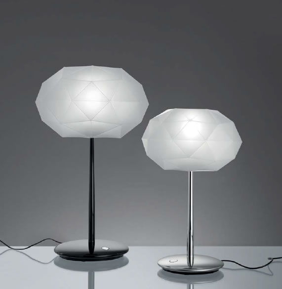 Soffione stelo Table Lamp 36 Halogeno