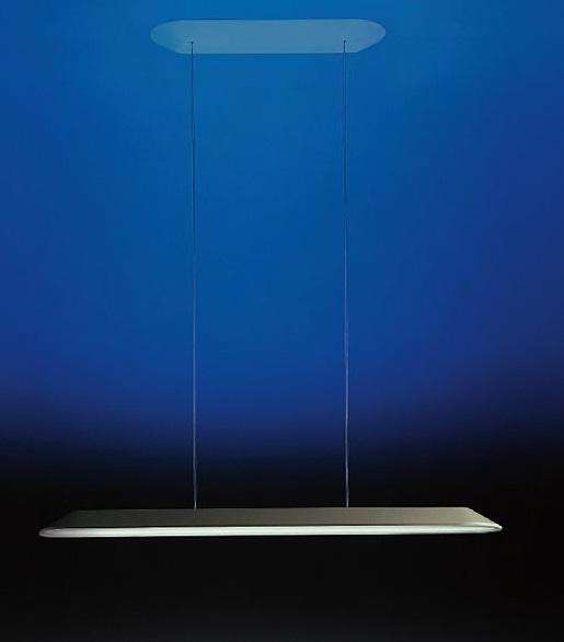 Float Accesorio Filtro para Lámpara Colgante Lineal 103cm Azul