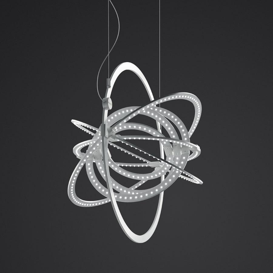 Copernico500 Pendant Lamp ø49cm 30,5w LED 3000K white