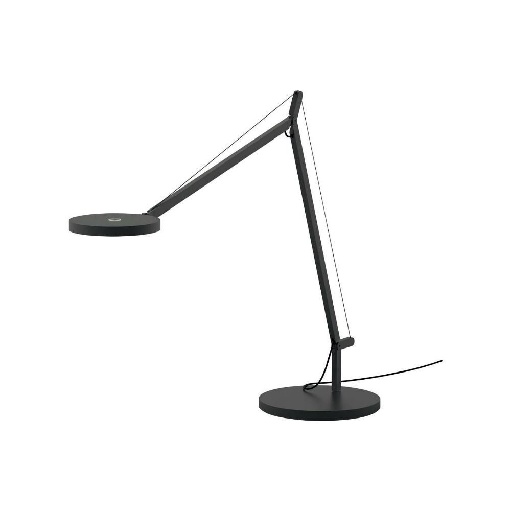Demetra (Estructura without Accessory) LED 9,5w with detector presencia - Grey anthracite