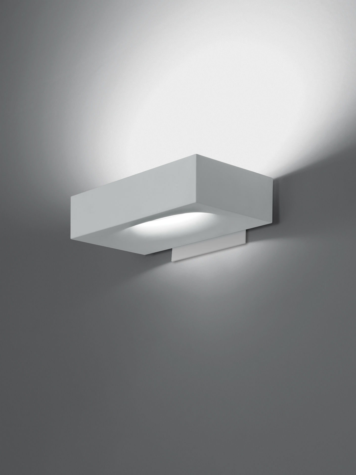 Melampo Wall lamp 1x230w R7s (HL) dimmable White