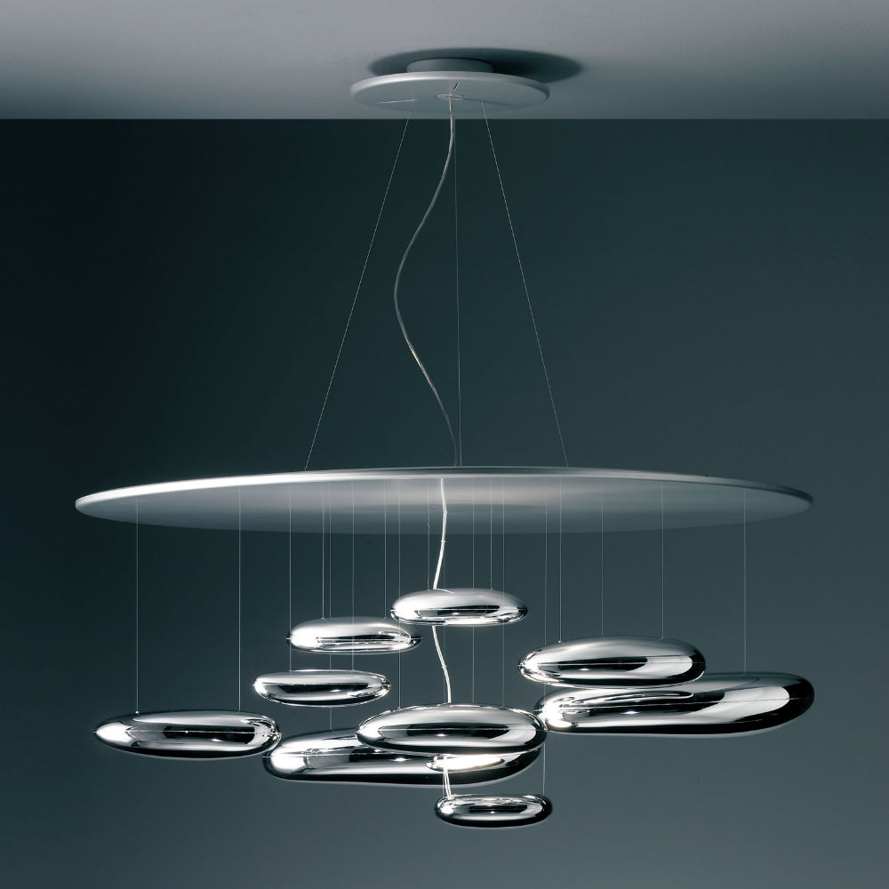 Mercury Mini lampe Suspension