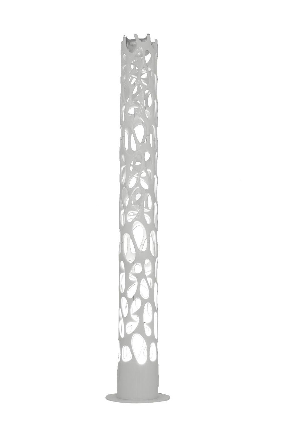 New Nature Floor lamp LED 55w with dimmer Bright white