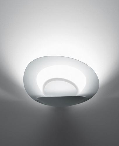Pirce Pendant lamp 230W R7s White