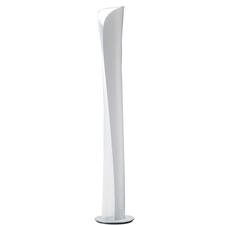 Cadmo Floor Lamp R7s 1x230w + E27 1x60w white white
