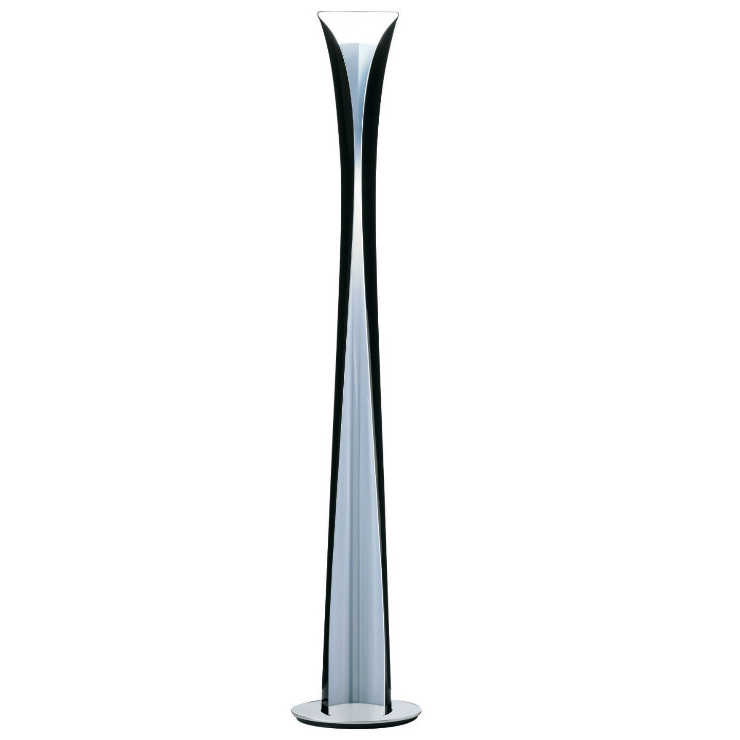 Cadmo Floor Lamp R7s 1x230w + E27 1x60w black white