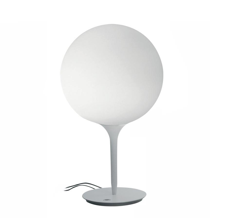 Castore Tavolo Lampe de bureau ø35 G9 150W Blanc