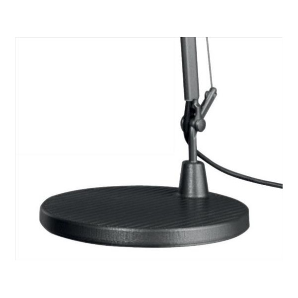 Tolomeo Midi LED Accessoire Lampe de table base Gris anthracite