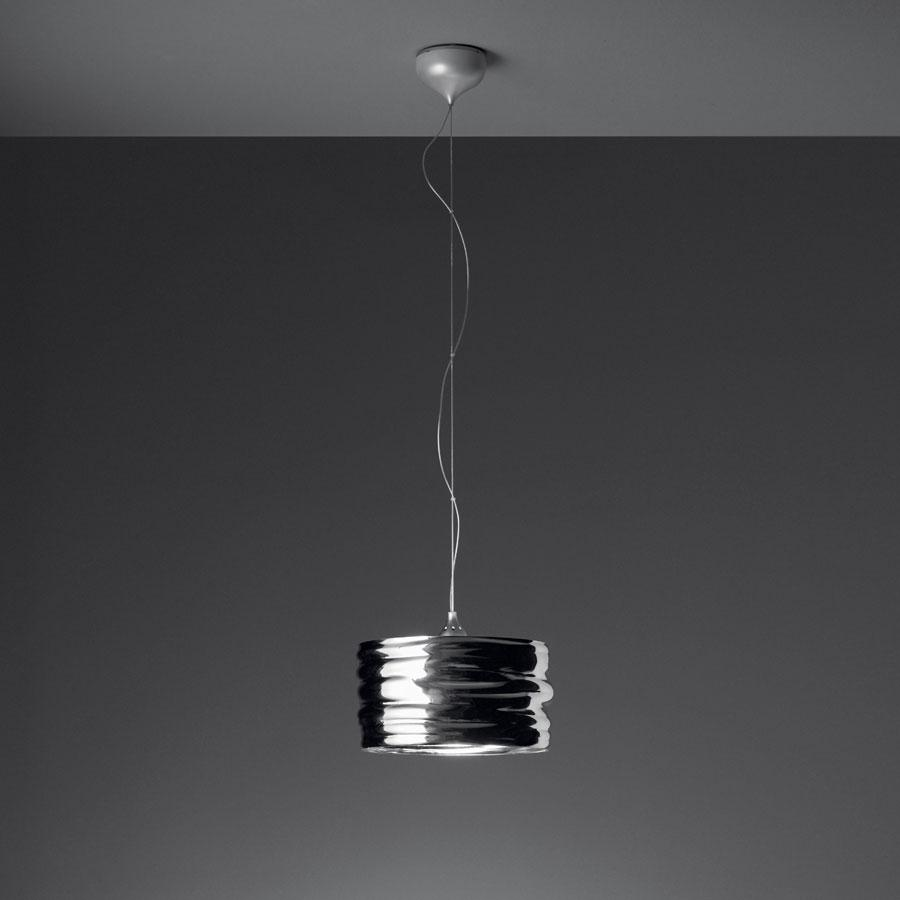 Aqua Cil (Solo Structure) for Pendant Lamp 150w E27 without Accessory Diffuser - Aluminium