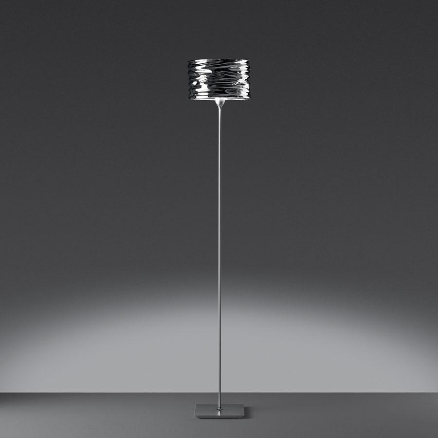 Aqua Cil (Only Structure) Floor Lamp 205w E27 Aluminium