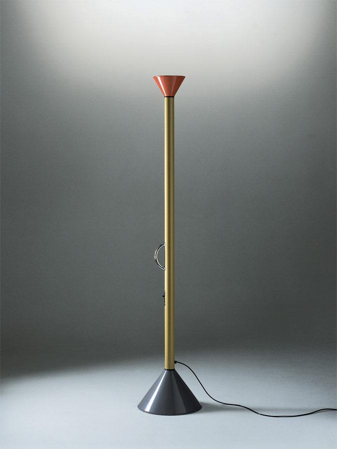 Callimaco lampe de Lampadaire Multicouleur
