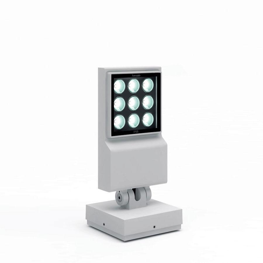 Cefiso projecteur 14 LED 19w 9ú 3000k blanc