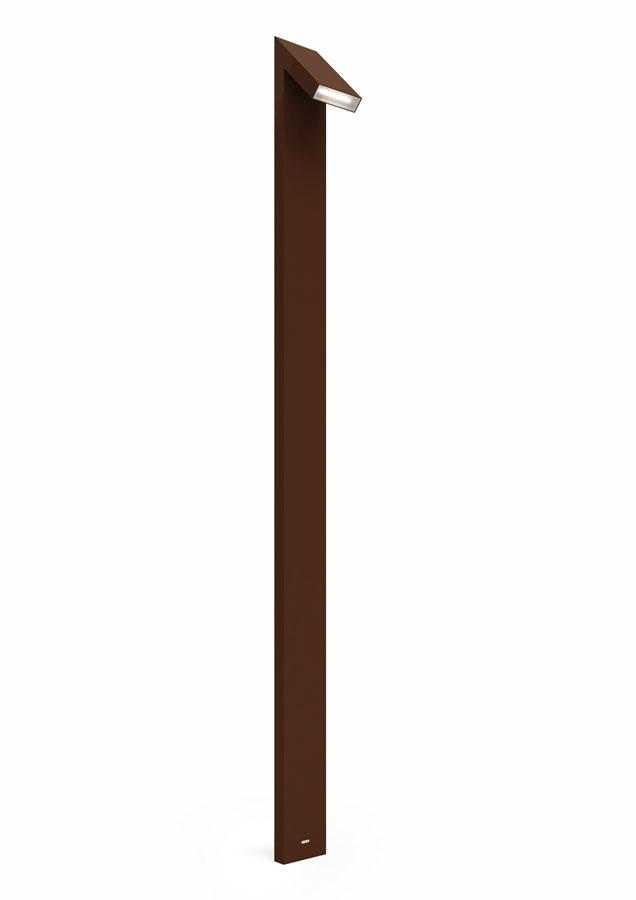 "Chilone 250 Outdoor Floor Lamp LED 15w 250cm IP65 Ã""xido"