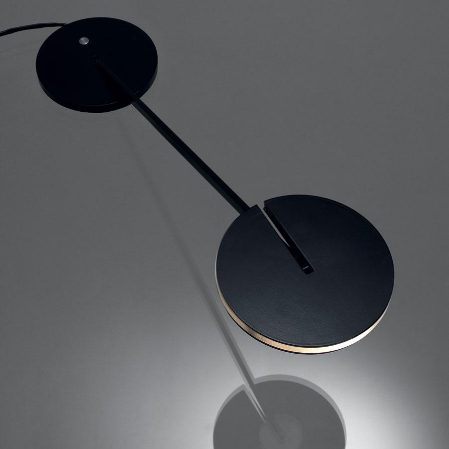 Itis Lampe de table Noir