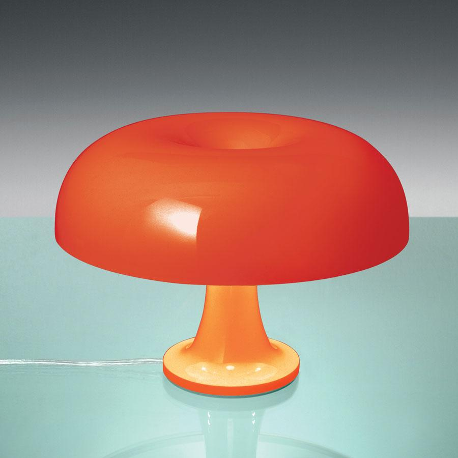 Nessino Table lamp Orange