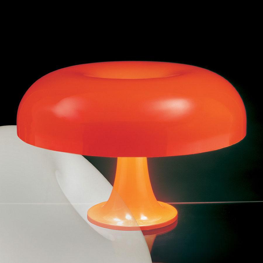 Nesso Lâmpada de mesa ANaranjado