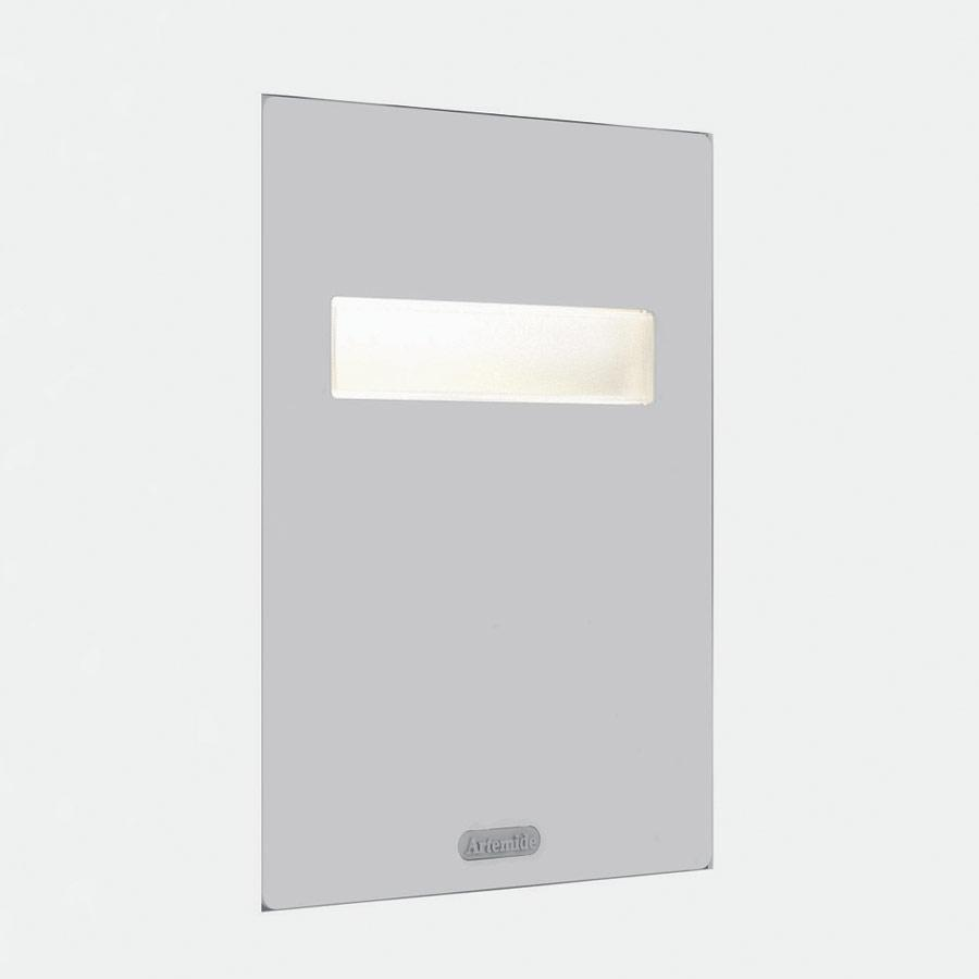 Nuda Built-in lamp 7w LED IP65 Light grey