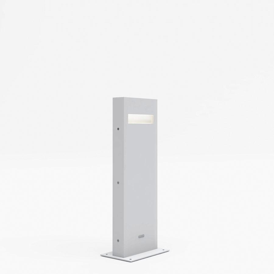 Nuda 50 Floor lamp 1 Light 7w LED IP65 Light grey