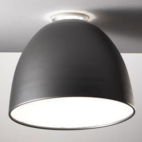 Nur Ceiling lamp ø55cm E27 1x205w Grey anthracite