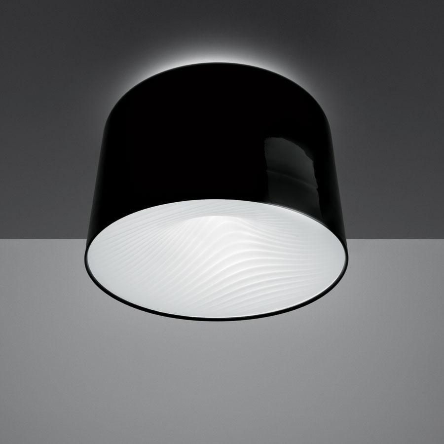 Polinnia Plafón 2x75w Gx24q 5 (FL) negro