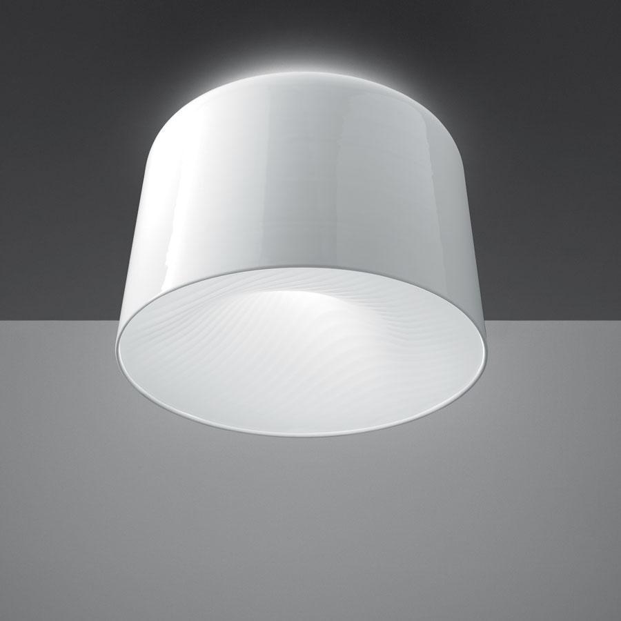 Polinnia Plafón 2x75w Gx24q 5 (FL) blanco