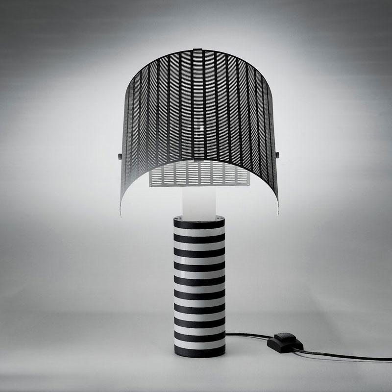 Shogun Table lamp White/Black