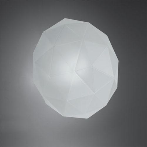 Soffione Aplique/soffitto 45 Fluorescente blanco