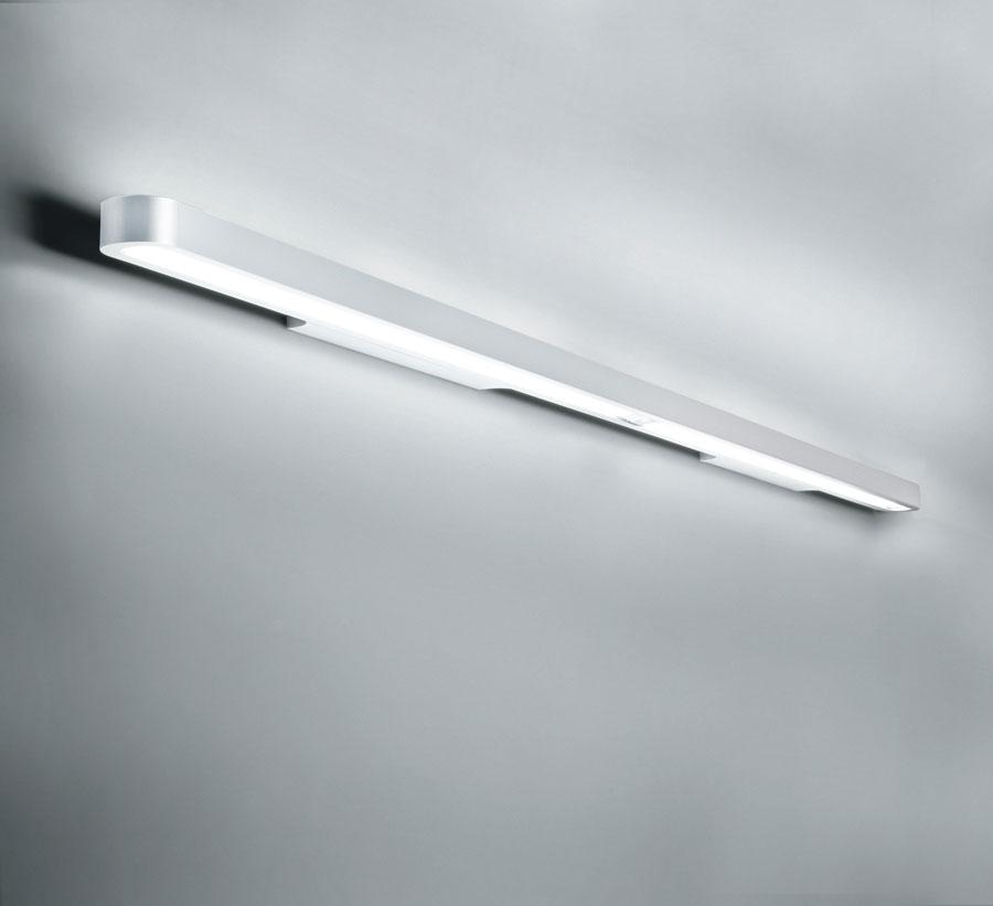 Talo 180 Double Wall lamp 2x39w G5 Fluorescent linear White