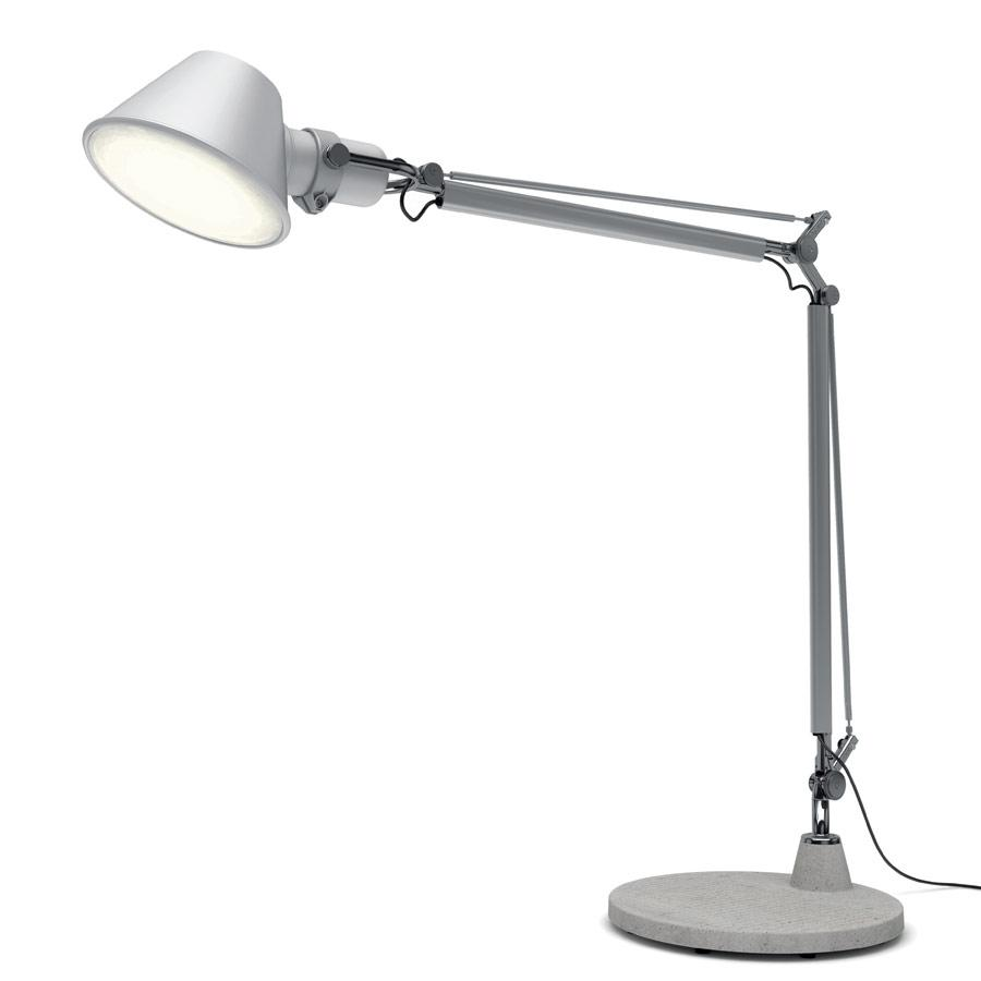 Tolomeo XXL (structure with base) Fluorescent 2x57W GX24q-5