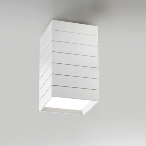 Groupage 20 plafonnier blanc LED