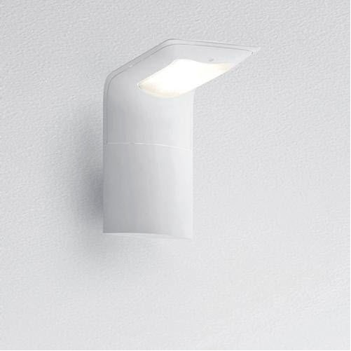 Hila Wall Lamp Outdoor LED Grey/white