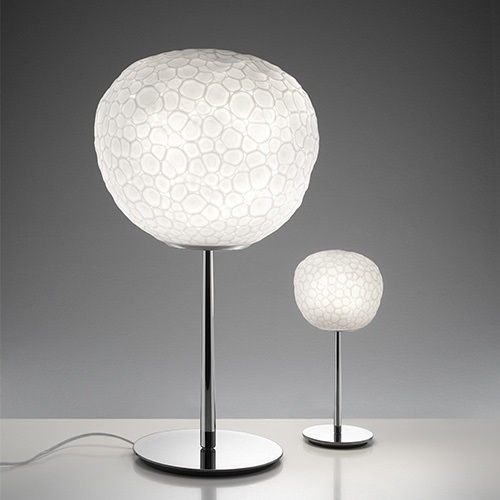 Meteorite 15 Table Lamp with estructura
