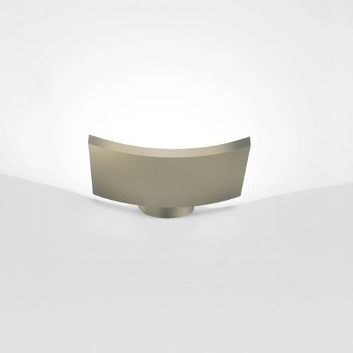 Microsurf Wall Lamp LED 26w Golden